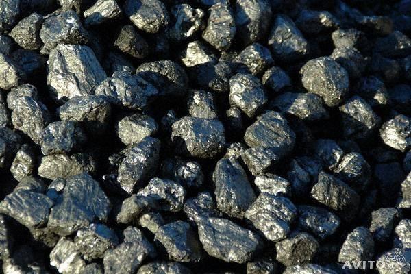 Купить уголь для котла в москве